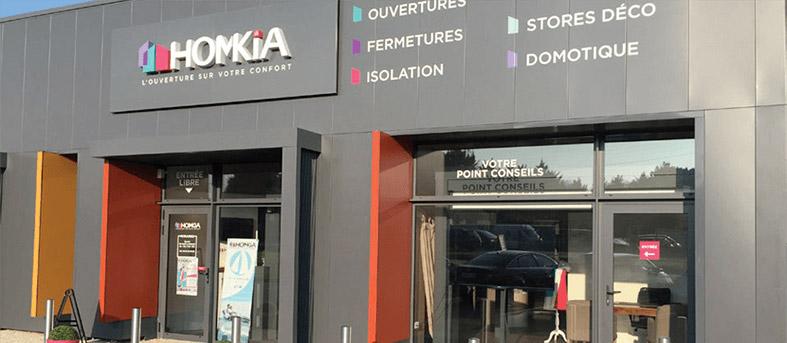 Franchise homkia ouvrir une franchise mensuiserie for Garage sans franchise